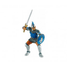 igracke za decu BULLY KNIGHT WITH SWORD BLUE (VITEZOVI)