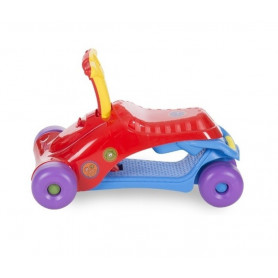 GURALICA RIDE-ON 3 U 1 RED BLUE