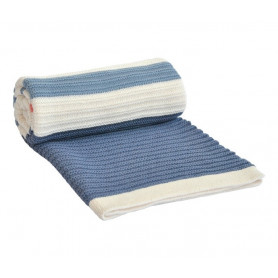 CEBENCE ZA BEBE STRIPES - DARK BLUE- RED