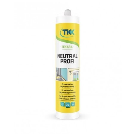 Silikon neutral TKK transparentni 280ml
