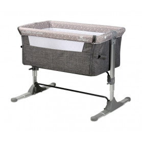 LORELLI KREVETAC SLEEP'N'CARE - GREY ELEPHANT