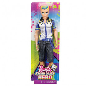 Barbie Video Game Ken