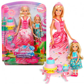 LUTKA  BARBIE PRINCESS