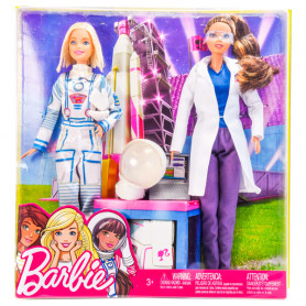 Barbie set astronautkinje