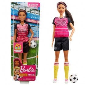 BARBIE Lutka sportista