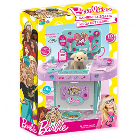 BILDO Barbie veterinarski set