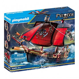 Playmobil Piratski brod