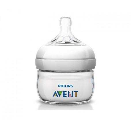 AVENT FLASICA NATURAL 60ml 8718