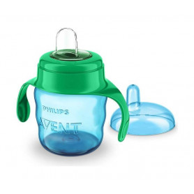 Philips AVENT SOLJA Easy sip 7oz/200ml 6m+ PLAVA 4371