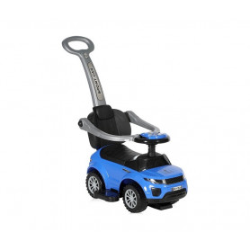GURALICA RIDE-ON AUTO OFF ROAD+HANDLE BLUE