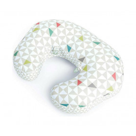KIDS II JASTUK PLENTI+™ NURSING PILLOW + NURSING COVER - COLORFUL GEM™ 11819