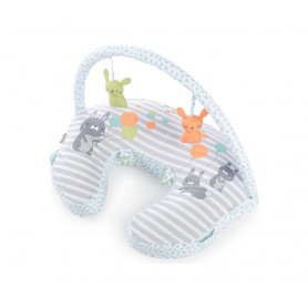 KIDS II JASTUK Plenti+™ Nursing Pillow + Toy Bar - Hop Art™ 11821