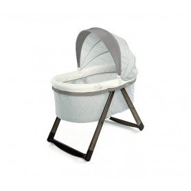 KIDS II KORPA ZA BEBU FOLDAWAY ROCKING WOOD BASSINET - CARRINGTON 11162
