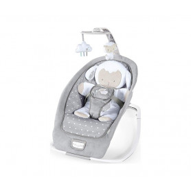KIDS II INGENUITY LEZALJKA ™ ROCKING SEAT™ - CUDDLE LAMB™ 12118
