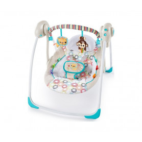 KIDS II BRIGHT STARTS LJULJASKA  - PETITE JUNGLE 11134